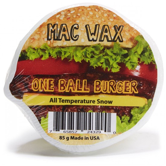 One Ball Jay Mac All Temp  Snowboard Wax