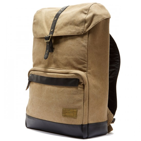 Hex Coast Backpack - Infinity Khaki