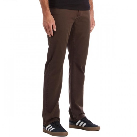 Matix Gripper Twill LT Pants - Chocolate - 30 - 32