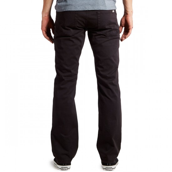 Matix Gripper Twill LT Pants - Vintage Black - 30 - 32