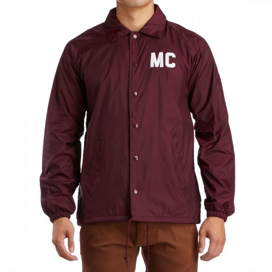 Matix League Jacket - Ox Blood