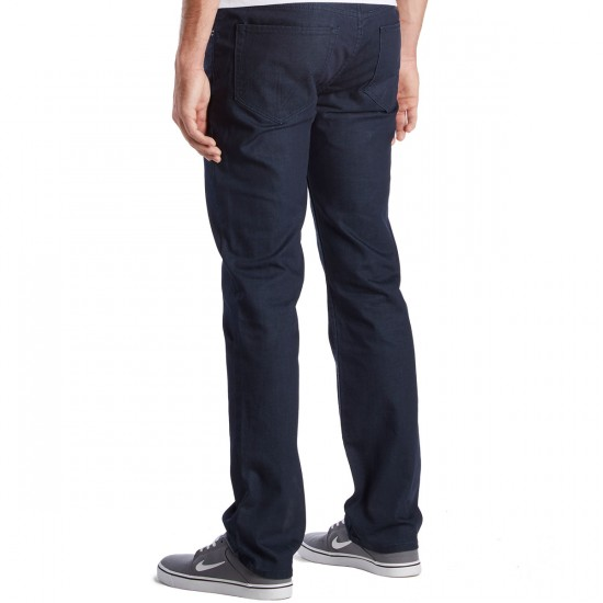 Matix Gripper Slim Straight Jeans - Pitch - 30 - 32