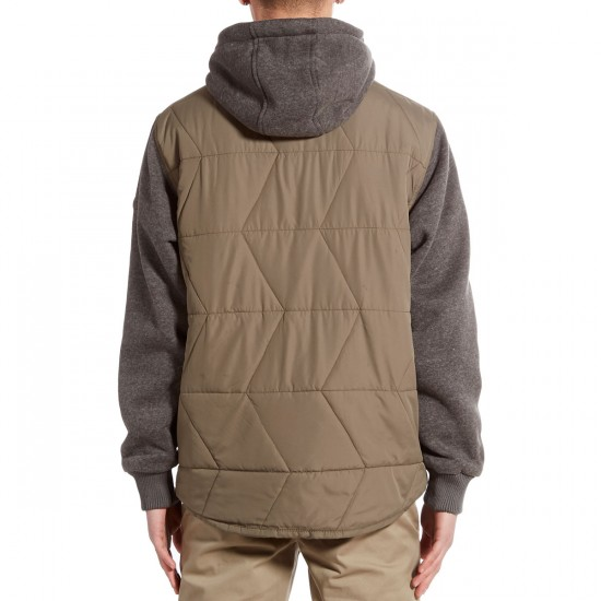 Matix The Asher Archman Jacket - Olive Drab