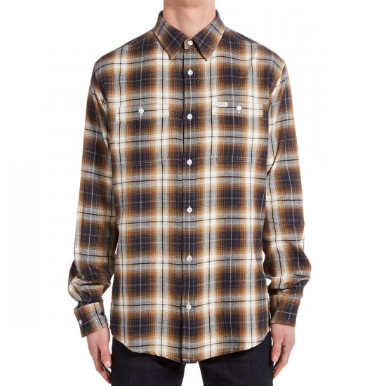Matix Kenyon Flannel Shirt - Natural
