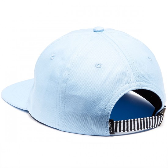 Matix All Seeing Polo Hat - Light Blue