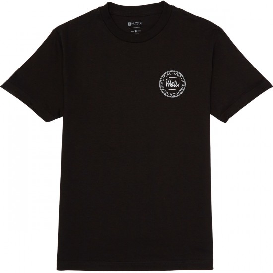 Matix Trade T-Shirt - Black Heather