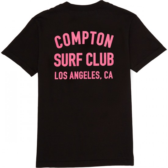 Matix Compton Surf Club T-Shirt - Black