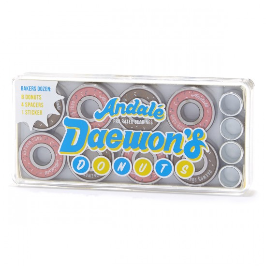 Andale Donut Box 8pk Bearings - Daewon Song