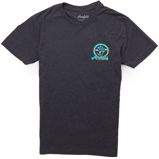 Andale Fresh OG T-Shirt - Charcoal Heather