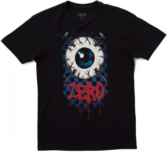 Zero Eyeball Premium T-Shirt - Black