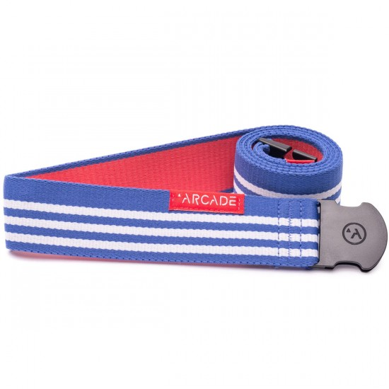 Arcade The Freeport Belt - Blue/White