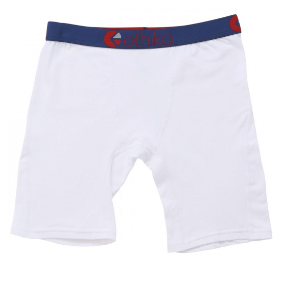 Ethika United Nation Underwear - White