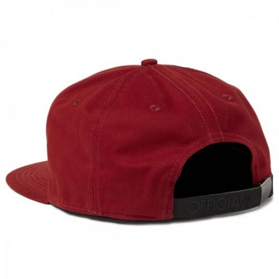 Official Wearall Hat - Burgundy