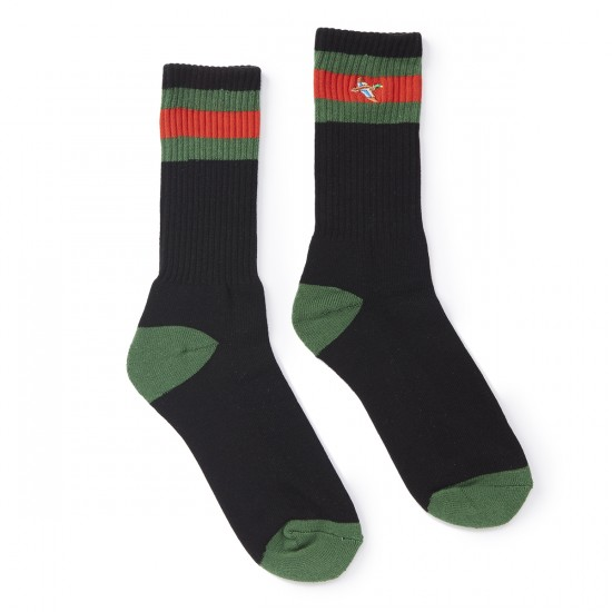 Official Mallard Socks - Black