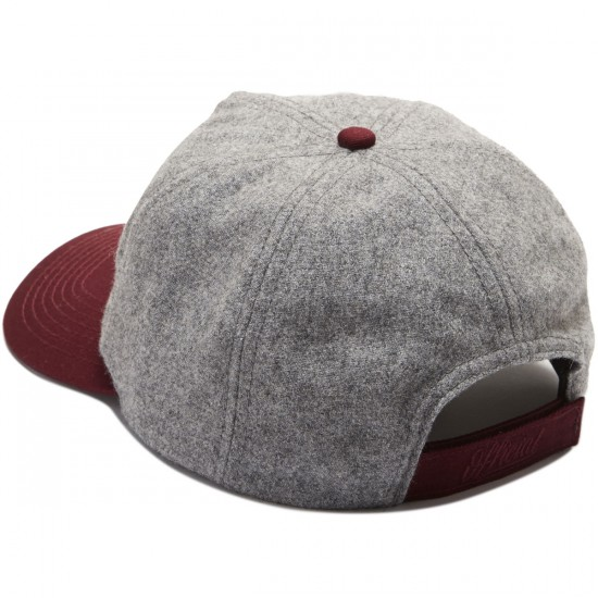 Official Miles Graduate Hat - Grey