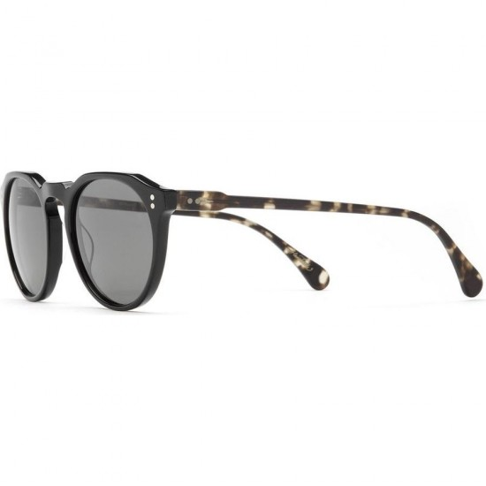 Raen Remmy Sunglasses - Matte Black/Matte Brindle