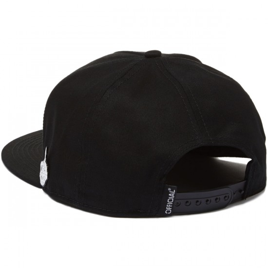 Official Effers Bone Hat - Black