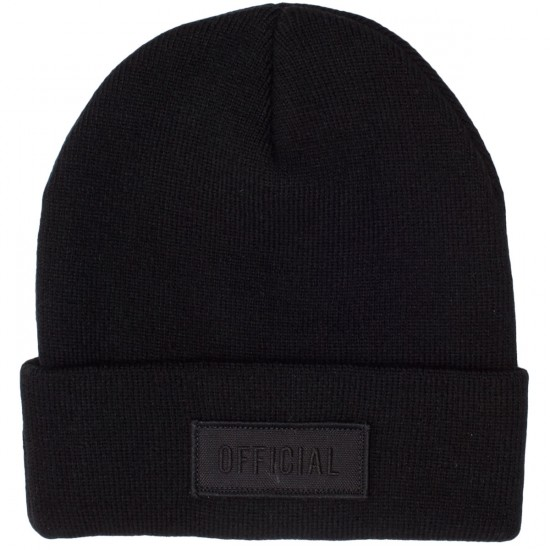 Official Thomas Stock Beanie - Black