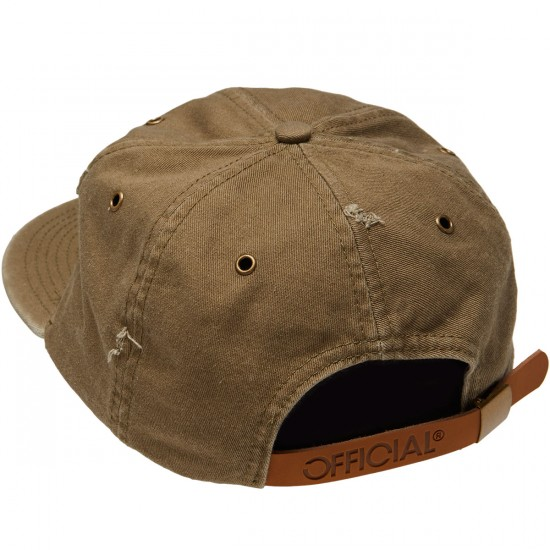 Official Rojo O Hat - Olive