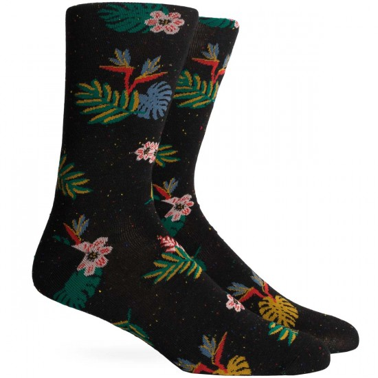 Richer Poorer Paradiso Socks - Black