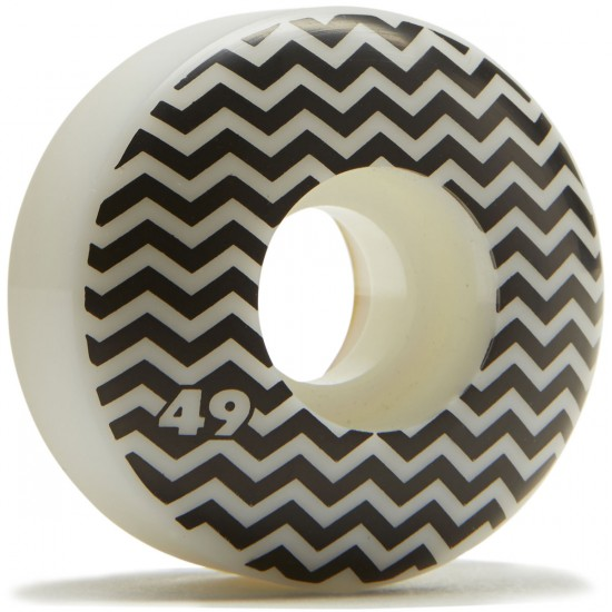 Habitat X Twin Peaks Glazed Skateboard Wheels - 49mm