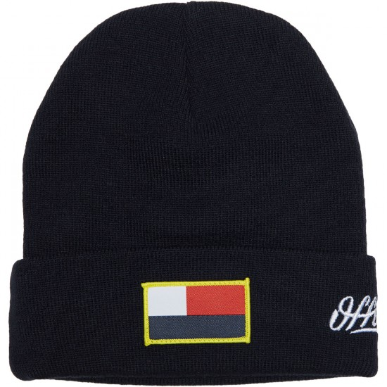 Official Crew Beanie - Navy