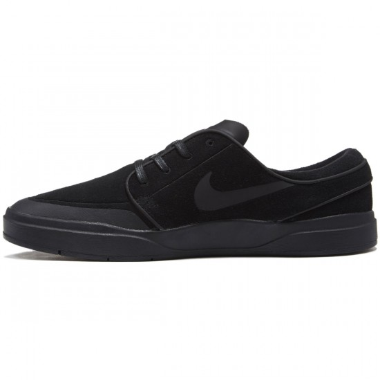 Nike SB Stefan Janoski Hyperfeel XT Shoes - Black/Black Anthracite/White - 7.0