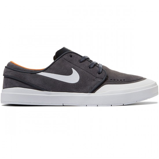 Nike SB Stefan Janoski Hyperfeel XT Shoes - Anthracite/White Summit/White Clay Orange - 8.0