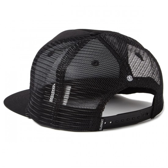 Element Gothic Snake Hat - Flint Black