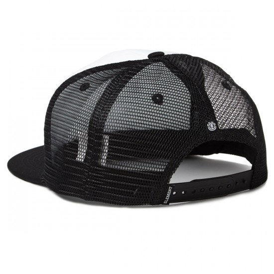 Element Gothic Snake Hat - Optic White