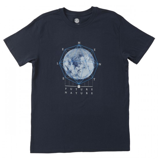 Element United T-Shirt - Navy