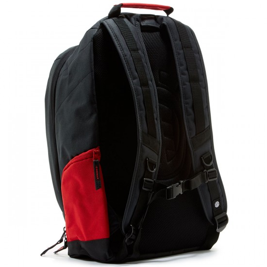 Element Mohave Elite Backpack - Fire Red Dark/Charcoal