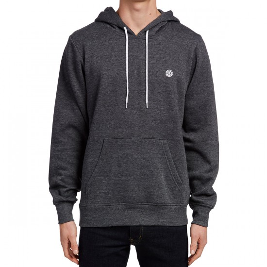 Element Grime Hoodie - Charcoal Heather