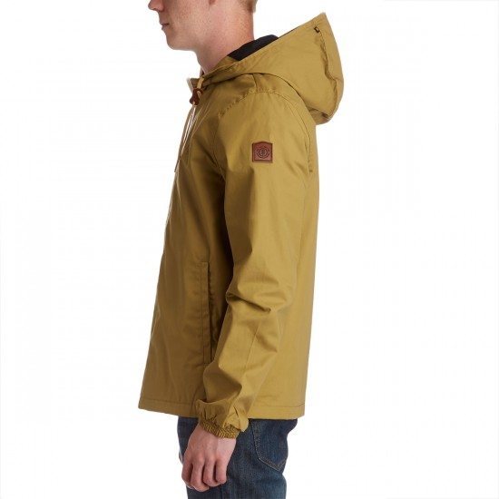 Element Alder Jacket - Canyon Khaki