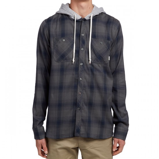 Element Turner Shirt - Stone Grey