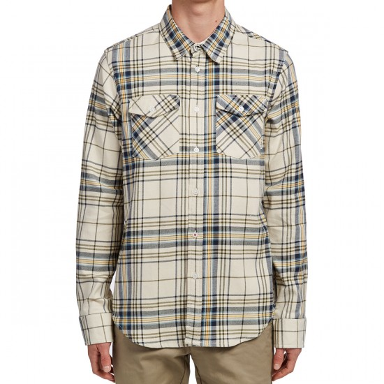 Element Hawkins Shirt - Concrete Grey