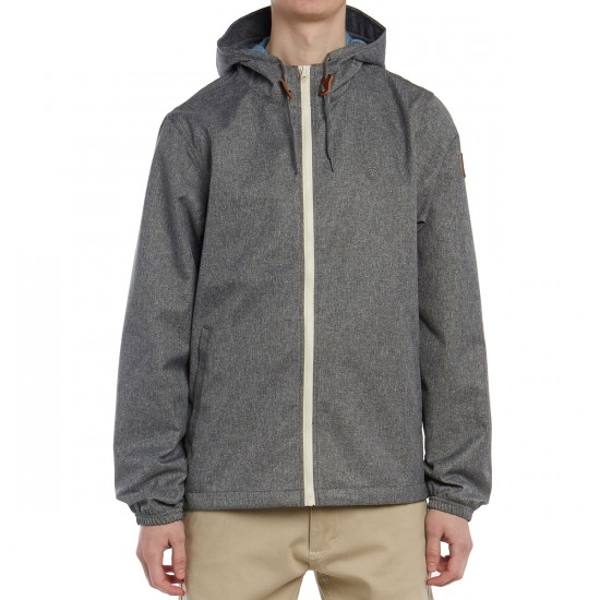 Element Alder Jacket - Grey Heather