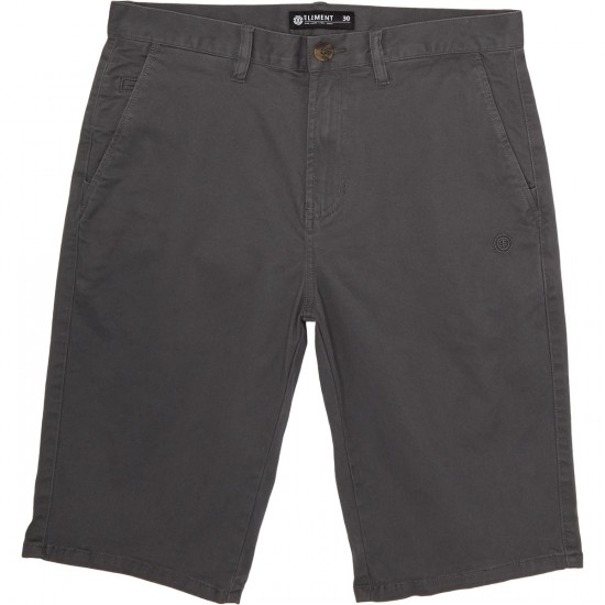 Element Howland Classic Shorts - Stone Grey