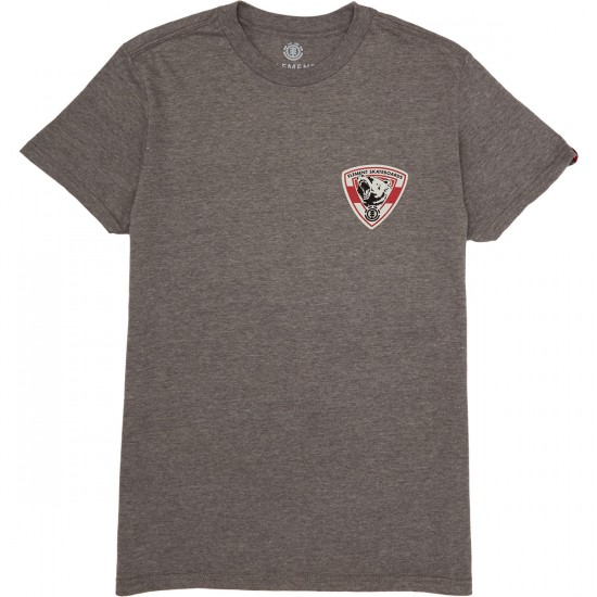 Element Roar T-Shirt - Grey Heather