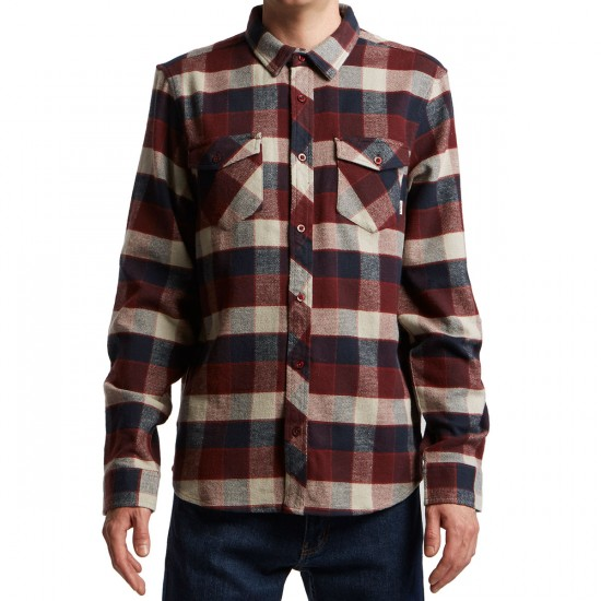 Element Tacoma 2.0 Shirt - Napa Red