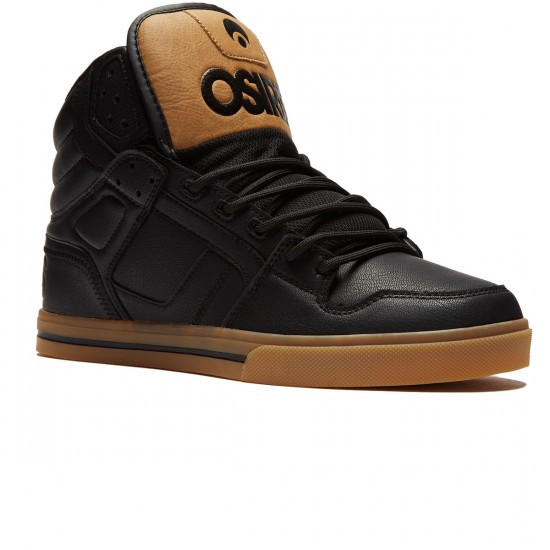 Osiris Clone Shoes - Black/Work - 8.0