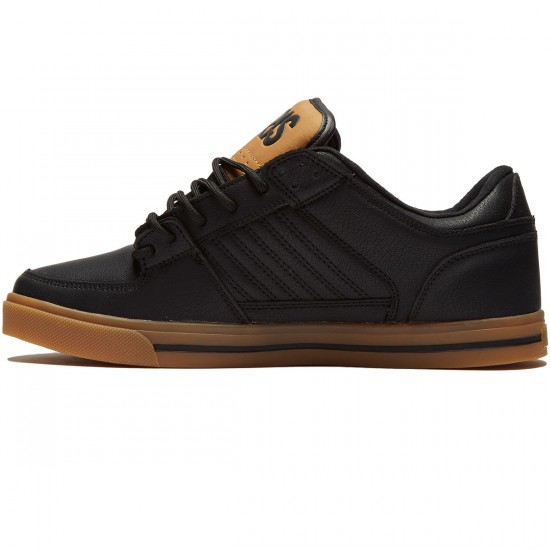 Osiris Protocol Shoes - Black/Work - 8.0