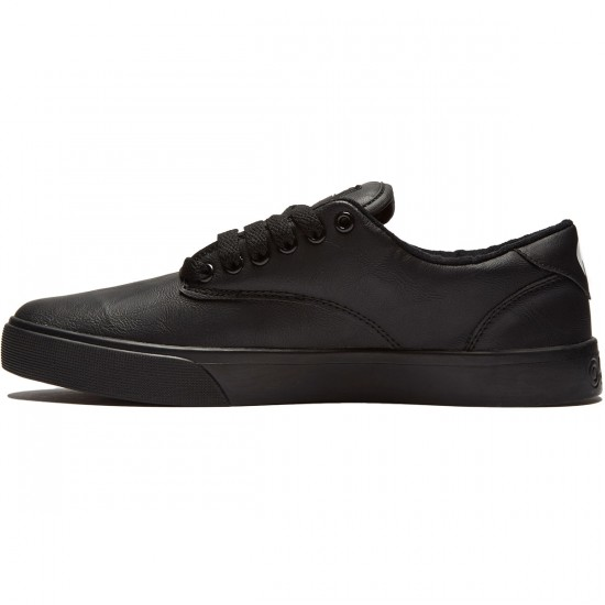 Osiris Slappy Vulc Shoes - Black/Black - 8.0