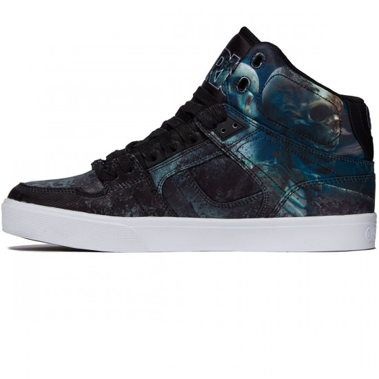 Osiris NYC 83 Vulc Shoes - Huit/Skull Army - 8.0
