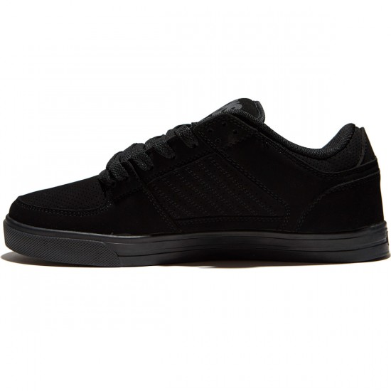 Osiris Protocol Shoes - Black/Ops - 8.0
