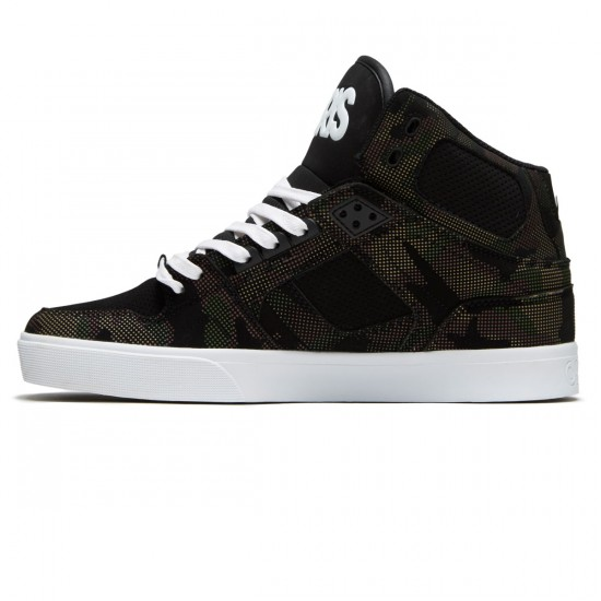 Osiris NYC 83 Vulc Shoes - Covert/Ops/Lutzka - 8.5