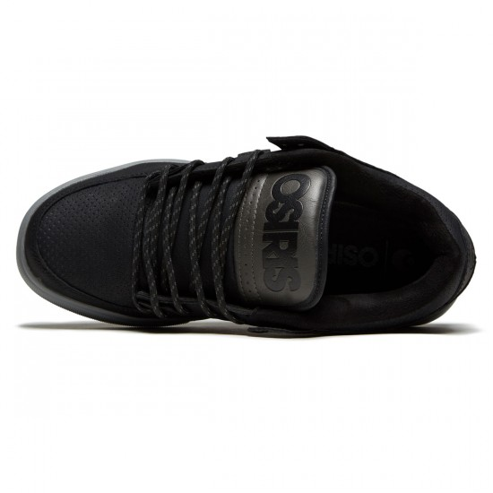 Osiris Protocol Shoes - Black/Charcoal/Work - 8.5