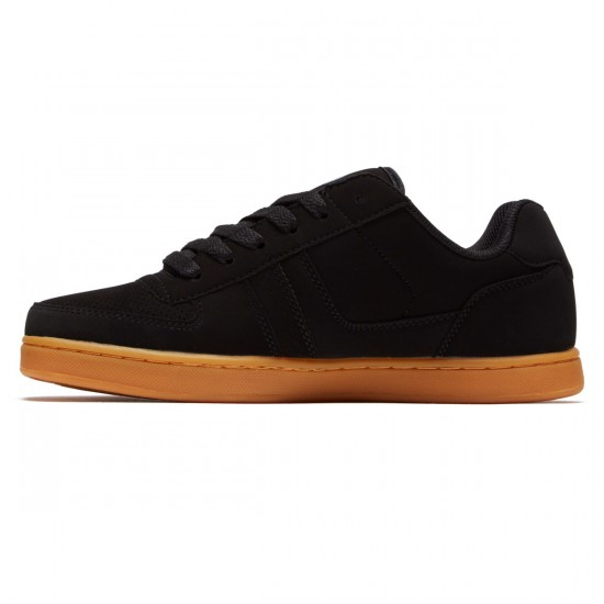 Osiris Relic Shoes - Black/Grey/Gum