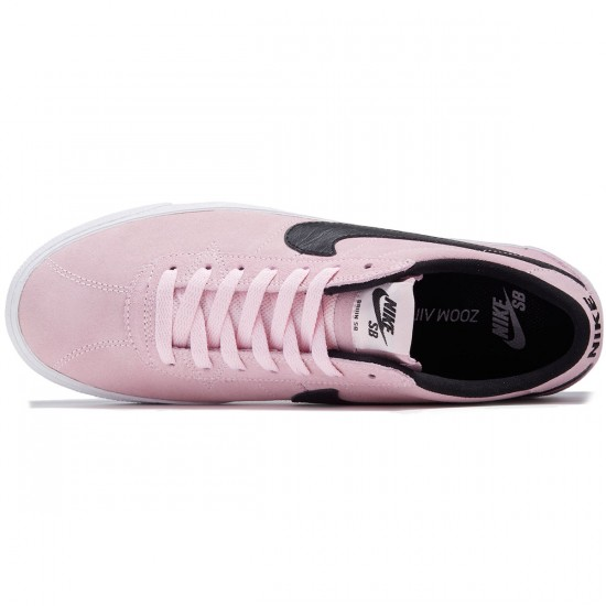 Nike SB Zoom Bruin Pink Motel Premium SE Shoes - Prism Pink/Black/White - 10.0