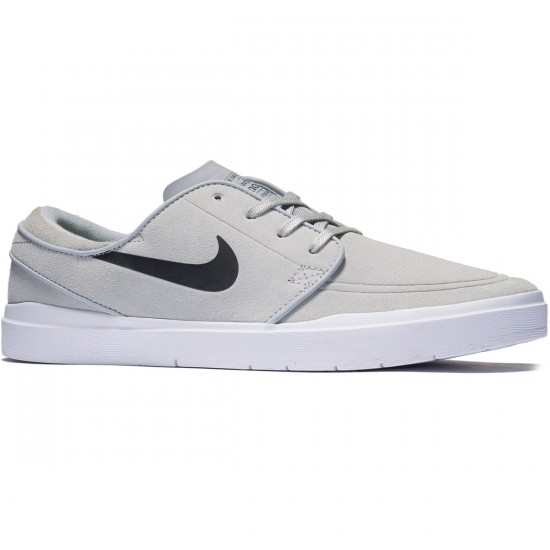 Nike SB Stefan Janoski Hyperfeel Shoes - Wolf Grey/Black - 7.0